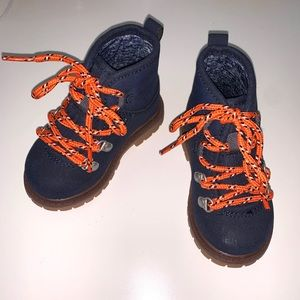 Carter's High Top Toddler Boots Size 5